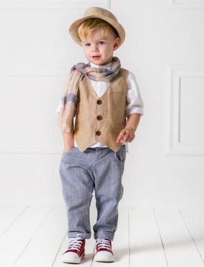 Βαπτιστικά Ρούχα για Αγόρια στο Ηράκλειο - Εν Λευκώ  faaf5062693